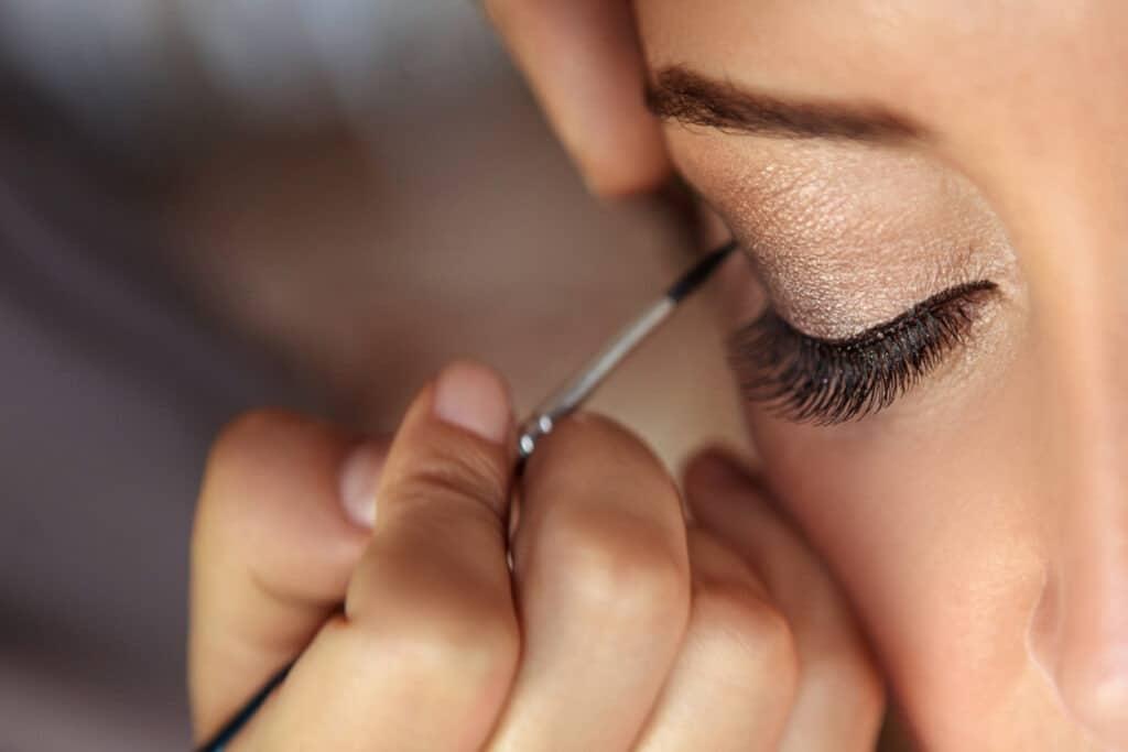 Fashion Model, Stage Make-Up, Make-Up